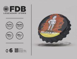 Belgian Boy – новый сорт линейка пива Legendary Stars из Днепра