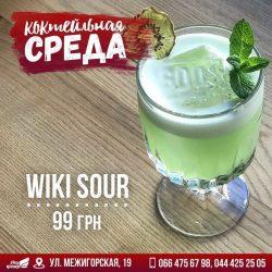 Wiki Sour и выходные в Goose Gastro Pub