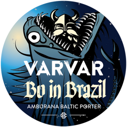 Bo in Brazil, Triple Tipple и White Stripes – новинки от Varvar