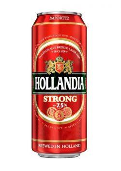 Hollandia Strong - голландская новинка в Украине