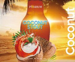 Coconut Stout – новый сезонный сорт от Пивариум