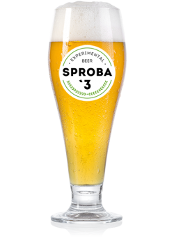 SPROBA`3 – новинка от First Dnipro Brewery