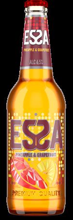 ESSA - новые бирмиксы от AB InBev Efes