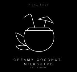 Creamy Coconut Milkshake – еще одна новинка от Пивной думы