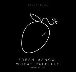 Fresh Mango Wheat Pale Ale – новинка от Пивной думы