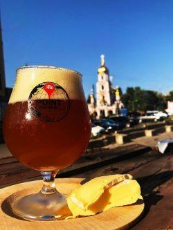 Тиль Уленшпигель и акция в пивомаркетах Тандем