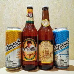 Новые сорта чешского пива от Pivovar Nymburk в Фуршетах