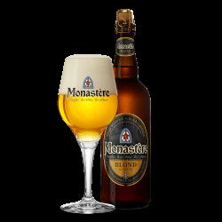 Monastère - новое пробельгийское пиво в Украине