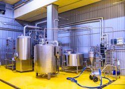 Дрофа - новая мини-пивоварня в Херсоне