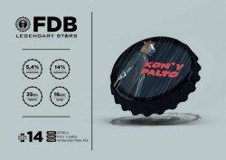 Kon' v palto – новый сорт линейки пива Legendary Stars из Днепра