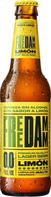 Malquerida и Free Damm Lemon - испанские новинки в Украине