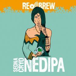 Новинки от пивоварни Rebrew