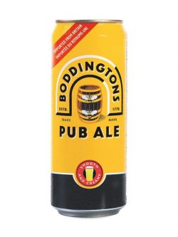 Boddington's Pub Ale - британская новинка в Украине