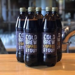 Cold Brew Coffee Stout, Grapefruit Pale Ale – новинки от Бровар-Хоф