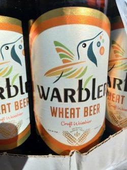 Warbler - новая экспортная торговая марка от Оболони