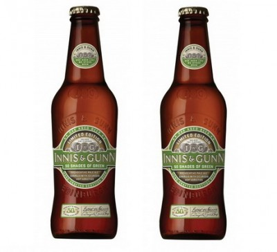 50 Shades of Green - пиво с 50 сортами хмеля