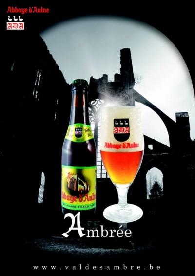 Распродажа бельгийского эля ADA Ambrée Val de Sambre и розыгрыш фирменных бокалов