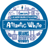 Дегустация пива Atlantic White (Brains Craft Brewery)