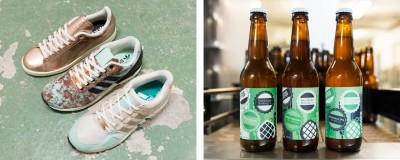 Коллаборация шведской пивоварни с Adidas