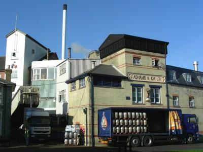 Adnams brewery