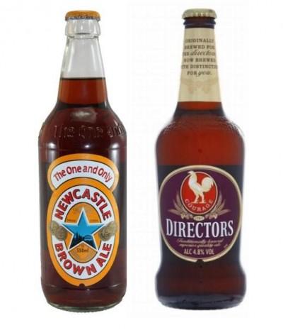 Скидки на английское пиво в Большевике