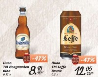 Акции на пиво от Каравана
