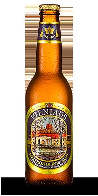 Vilniaus alus Nealkoholinis - литовское безалкогольное пиво в Украине