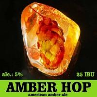Новинка - пиво Amber Hop
