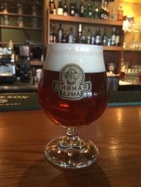 American Pale Ale - новый сезонный сорт от Пивной думы