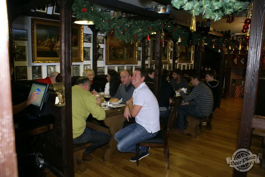 Фоторепортаж. Рождественская ярмарка в музее-ресторане Антверпен. Взрослые развлечения