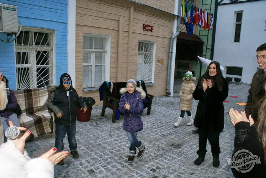 Фоторепортаж. Рождественская ярмарка в музее-ресторане Антверпен. Хоровод