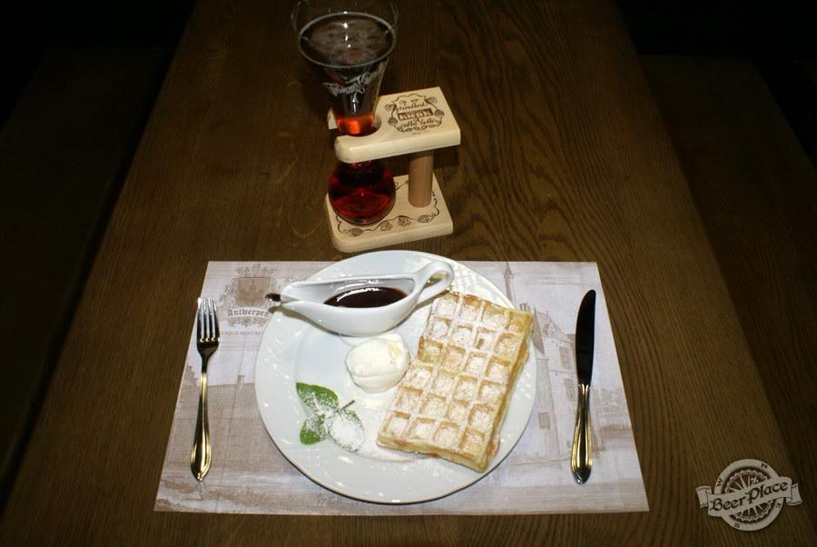 Обзор. Музей-ресторан Антверпен. Бельгийские вафли и пиво Pauwel Kwak