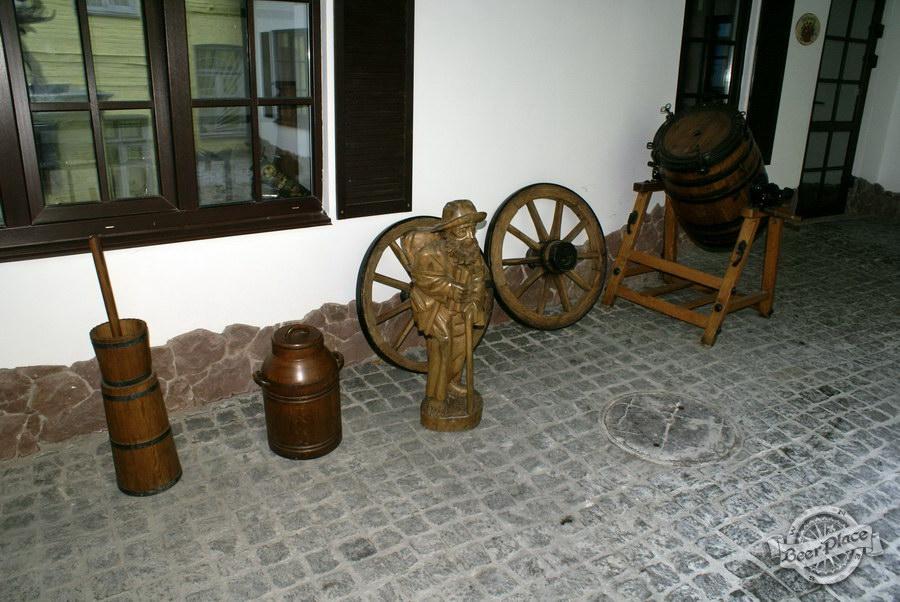 Обзор. Музей-ресторан Антверпен. Предметы старины