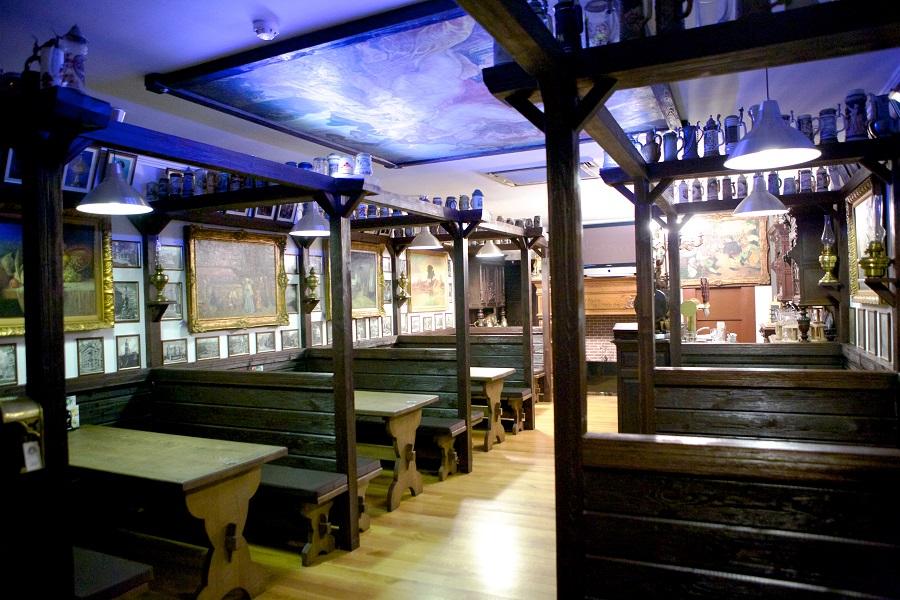 Обзор. Музей-ресторан Антверпен. Фламандский зал