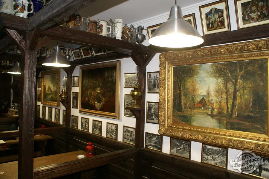 Обзор. Музей-ресторан Антверпен. Работы фламандских художников