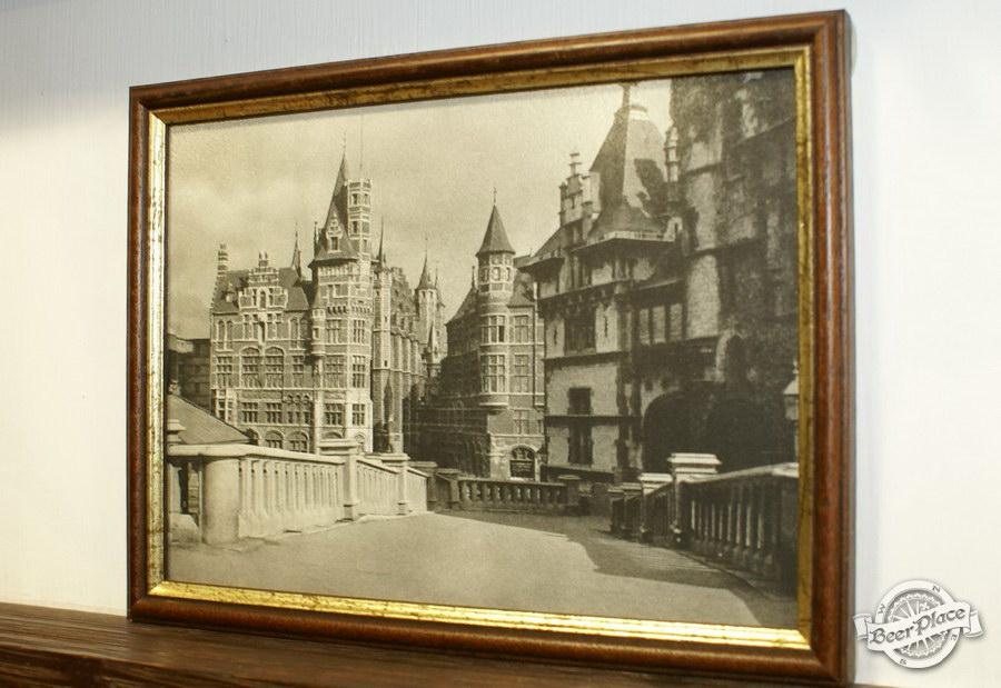Обзор. Музей-ресторан Антверпен. Виды европейских городов