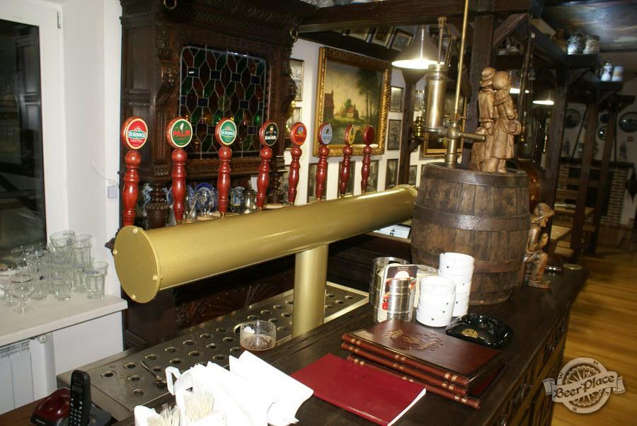Обзор. Музей-ресторан Антверпен. Пивная башня