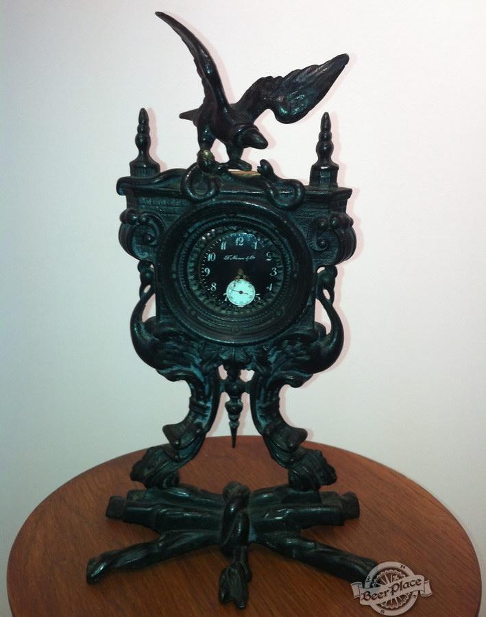 Часы XIX века