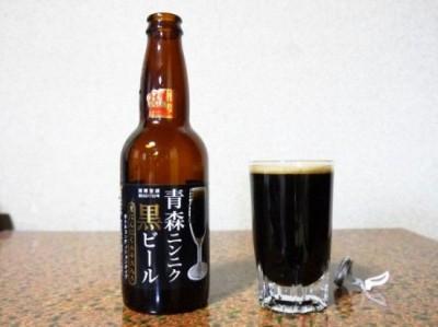 В Японии сварили темное чесночное пиво Aomori Garlic Black Beer