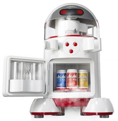 Beerbot - пивной робот от Asahi