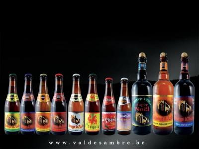 История Brasserie de Val de Sambre