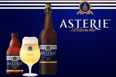 Asterie Blanche - новый бельгийский бланш в Украине