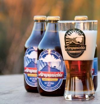 Atrapaniebla - пиво из тумана