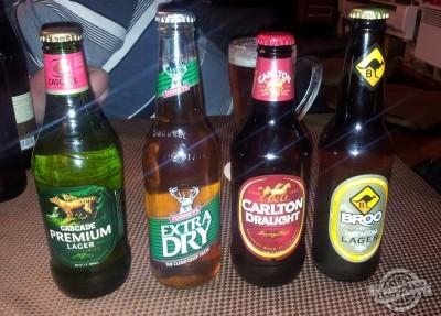 Дегустация австралийского пива