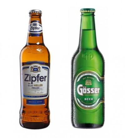 Скидка на австрийское пиво в МегаМаркете на Петровке