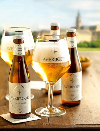Abdij Averbode - новый разливной бельгийский эль в Belle-Vue