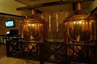 Августин - новая мини-пивоварня в Полтаве