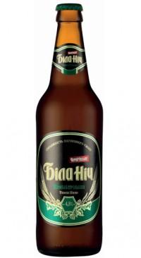 Акция на пиво Біла ніч в супермаркетах Billla