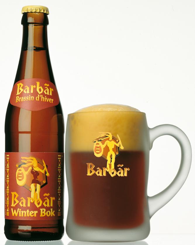 Темное медовое пиво Barbar Bok в O'BRIEN'S