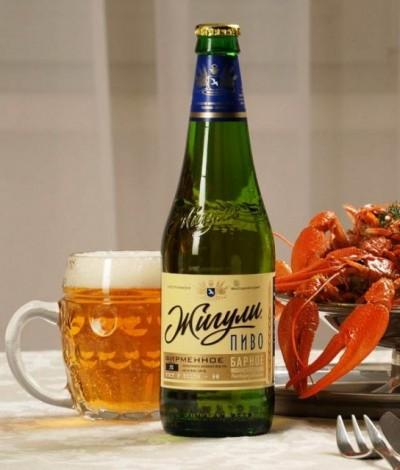 Жигули Барное - очередной гость фестиваля регионального пива в PIVBAR